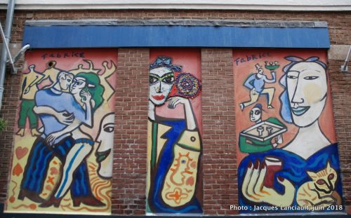 Begijnensteeg, Amsterdam, Pays-Bas