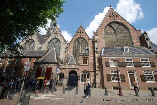 Oude Kerk, Amsterdam, Pays-Bas
