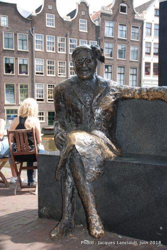 Major Bosshardt, Amsterdam, Pays-Bas