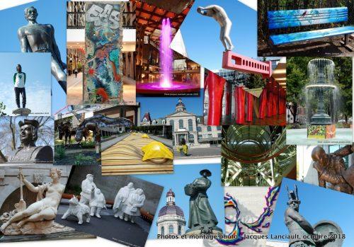 30 sculptures