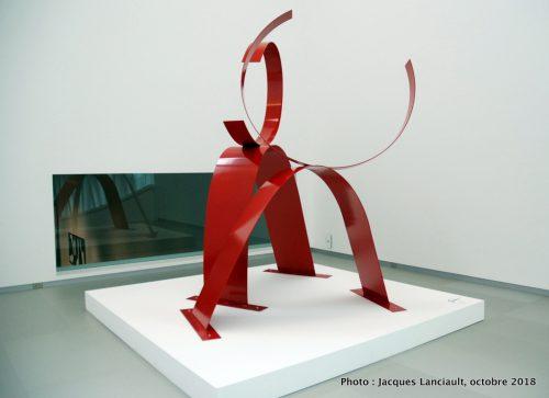 Marcel Barbeau, Musée national des beaux-arts de Québec