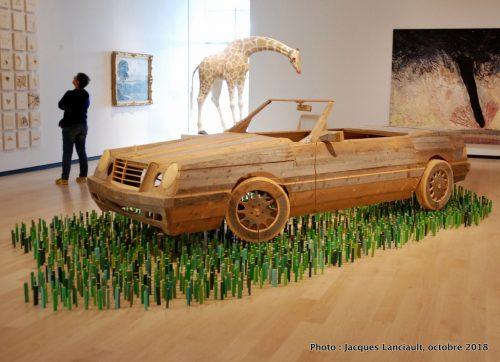 Perdu dans la nature, BGL, Musée national des beaux-arts de Québec