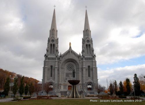 Basilique Sainte-Anne de Beaupré, Québec