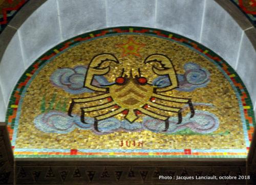 Basilique Sainte-Anne, sanctuaire de Sainte-Anne-de-Beaupré, Québec