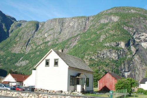 Norsk natursenter Hardanger, Eidfjord, Norvège