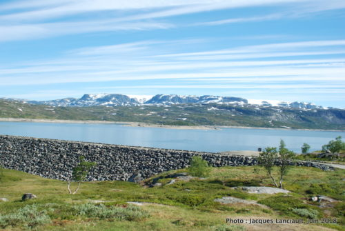 Lac Sysenvatn, Eidfjord, Norvège