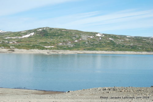 Lac Sysen, Eidfjord, Norvège
