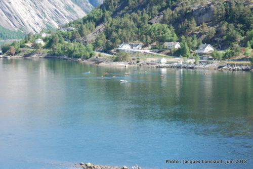 Eidfjord, Norvège