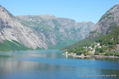 Fjord Eid, Norvège