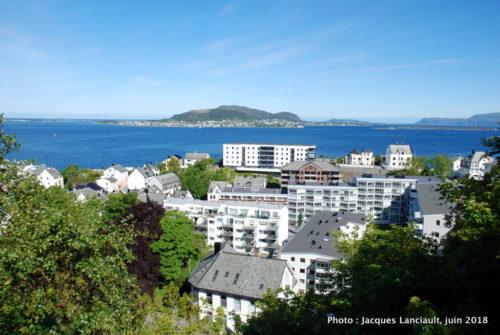 Byparken, Ålesund, Norvège