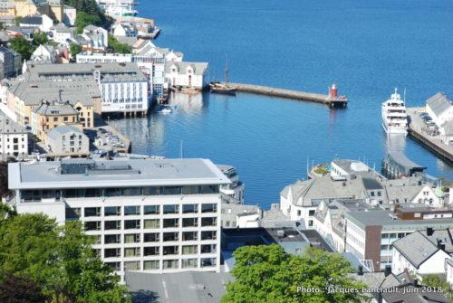 The White Stairs, Ålesund, Norvège