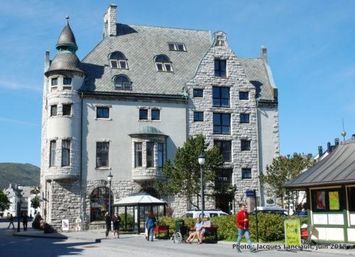 Maison Rønneberg, Ålesund, Norvège