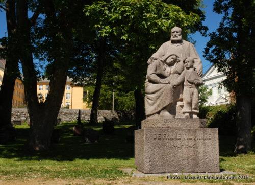 Église d'Ålesund, Norvège