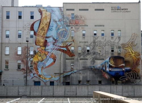 40 ans de l'Expo67, Artducommun, Montréal, Québec
