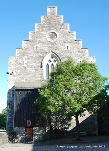 Église Holmen, Bergenhus, Bergen Norvège