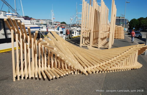 International Bergen Wood Festival 2018, Bergen Norvège