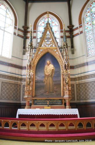 Maître-autel, Johanneskirken, Bergen Norvège