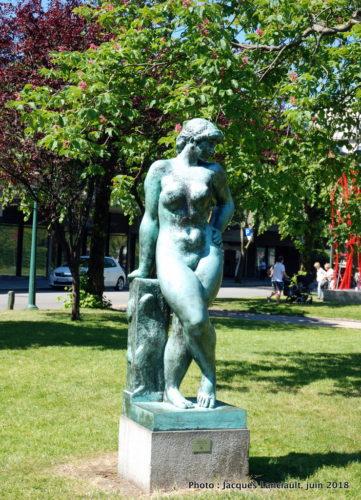 Dansk Pige, Bergen, Norvège