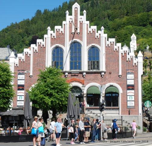 Bryggen, Bergen, Norvège