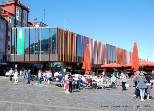 Office du tourisme, Bergen, Norvège
