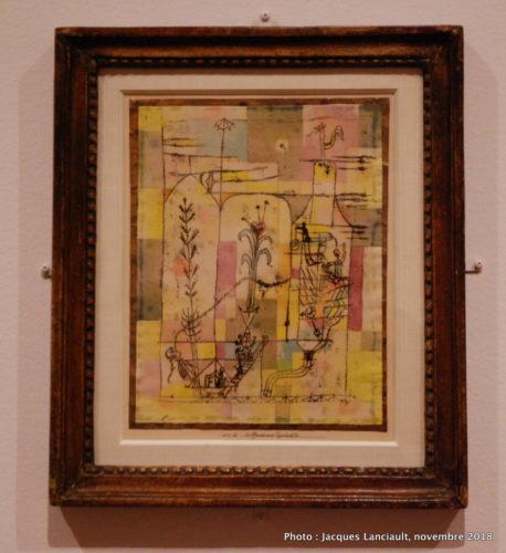 Paul Klee, Musée des beaux-arts du Canada, Ottawa, Ontario