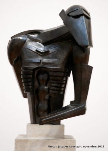 Foreuse, Musée des beaux-arts du Canada, Ottawa, Ontario