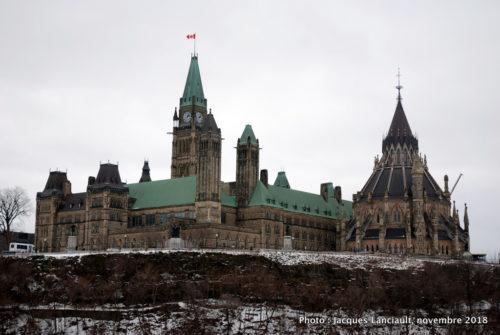 Parlement canadien, Ottawa, Ontario