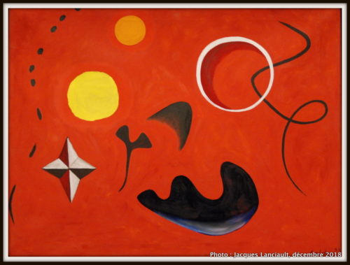 Alexander Calder: un inventeur radical, MBAM, Montréal, Québec