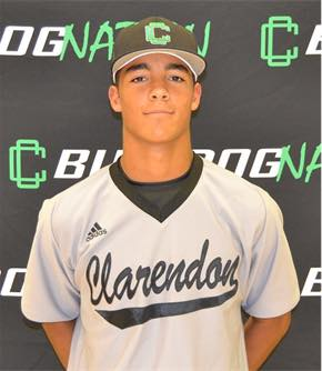 Zachary Gagnon, Clarendon College