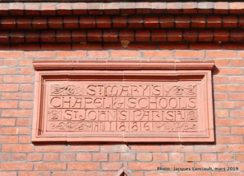 St. Mary's Episcopal Church, Washington D.C., États-Unis