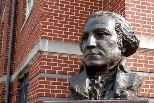 Statue de George Washington, Washington D.C., États-Unis