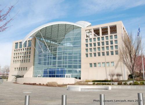 United States Institute of Peace, Washington D.C., États-Unis