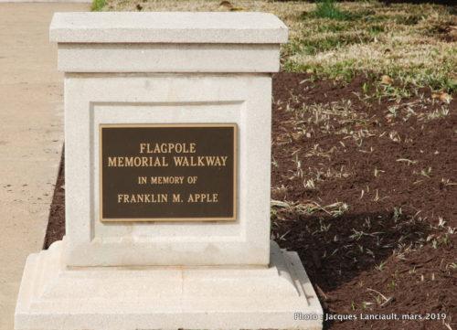 The Pharmacists'War Memorial, Washington D.C., États-Unis