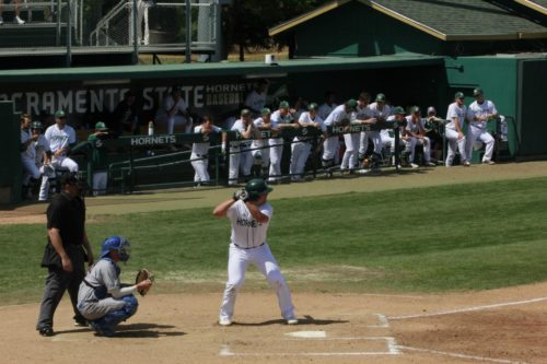 Martin Vincelli-Simard, Sacramento State University