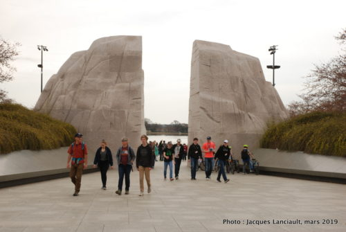 Martin Luther King, Jr. National Memorial, Washington D.C., États-Unis