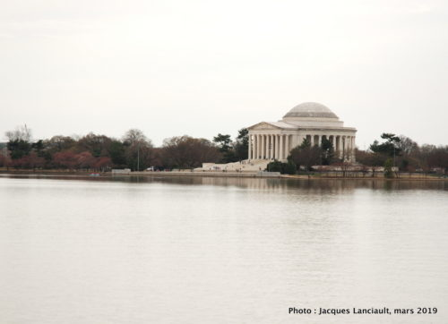 Jefferson Memorial, Washington D.C., États-Unis