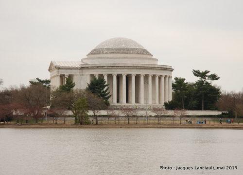 Jefferson Memorial, Washington D.C., États-Unis