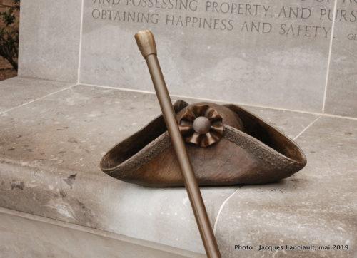 George Mason Memorial, Washington D.C., États-Unis