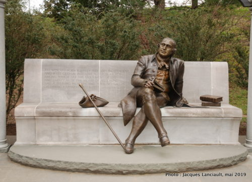 George Mason Memorial, Washington D.C., États-Unis