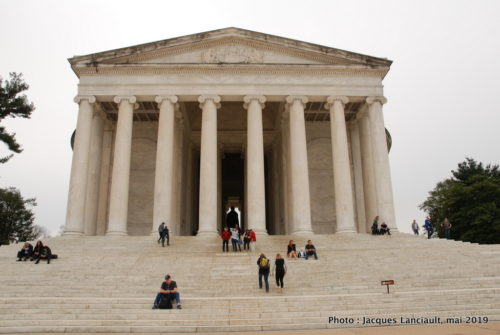 Thomas Jefferson Memorial, Washington D.C., États-Unis