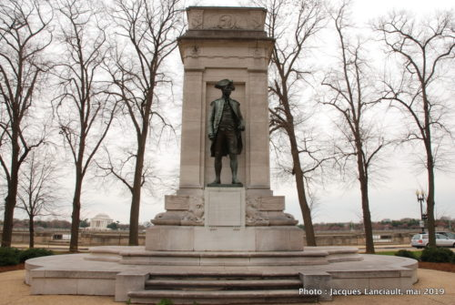 John Paul Jones Memorial, Washington D.C., États-Unis