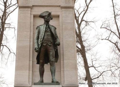 John Paul Jones Memorial, Washington D.C., États-Unis