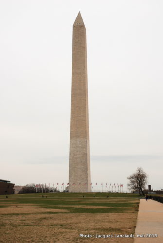 Washington Monument, Washington D.C., États-Unis