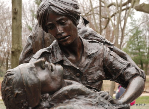Vietnam Veterans Memorial, Washington D.C., États-Unis