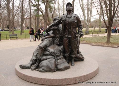 Vietnam Veterans Memorial, Washington D.C., États-Unis