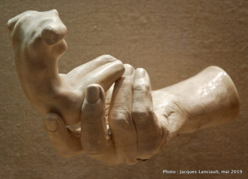 Hand of Rodin, The National Gallery of Art, Washington D.C., États-Unis