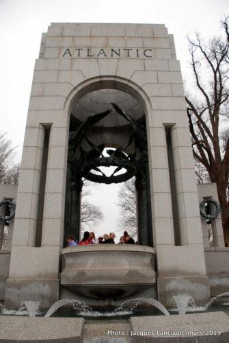 World WarII Memorial, Washington D.C., États-Unis