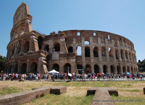 Colisée de Rome, Italie
