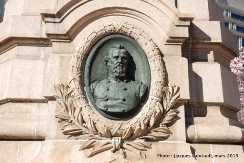 The Stephenson Grand Army of the Republic Memorial, Washington D.C., États-Unis