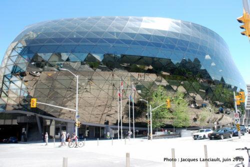 Le Centre Shaw, Ottawa, Ontario